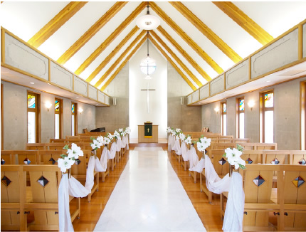 HOTEL WEDDING -ホテルウェディング-