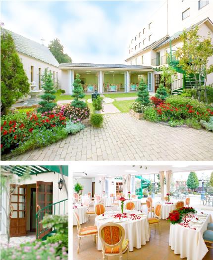 GARDEN WEDDING -ガーデンウェディング-